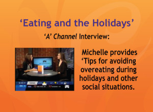 Food-and-the-Holidays~Tips-for-avoiding-overeating~TV-interview