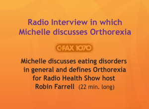 Orthorexia-explained-on-CFAX-Radio-by-Eating-Disorder-Specialist