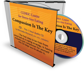 Compassion is the Key Audio CD