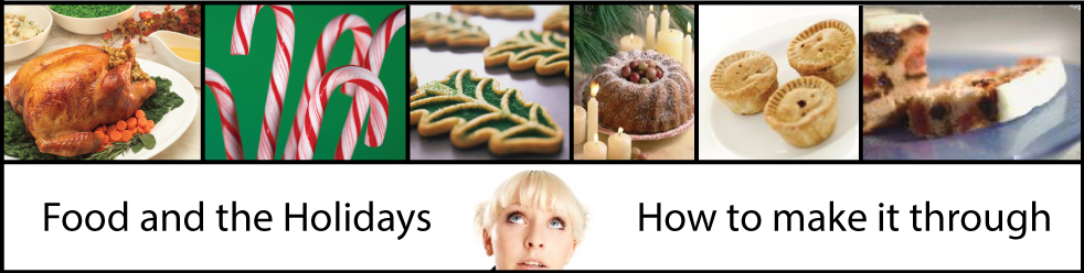 food and the holidays