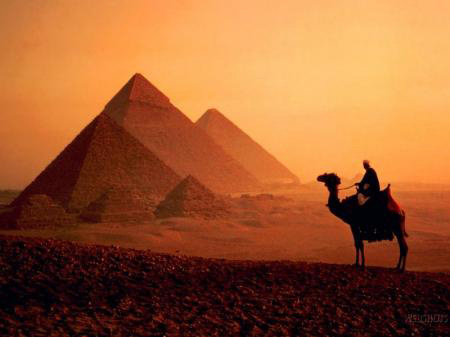 Climbing the pyramid gently