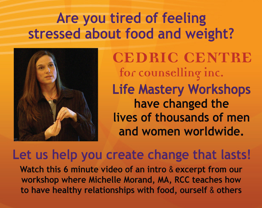 Video~Life-Mastery-Workshops~CEDRIC-Centre-Help-for-Eating-Disorders
