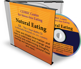 Natural Eating Audio CD